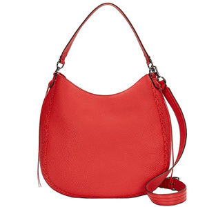 Rebecca Minkoff Unlined Whipstich Convertible Hobo